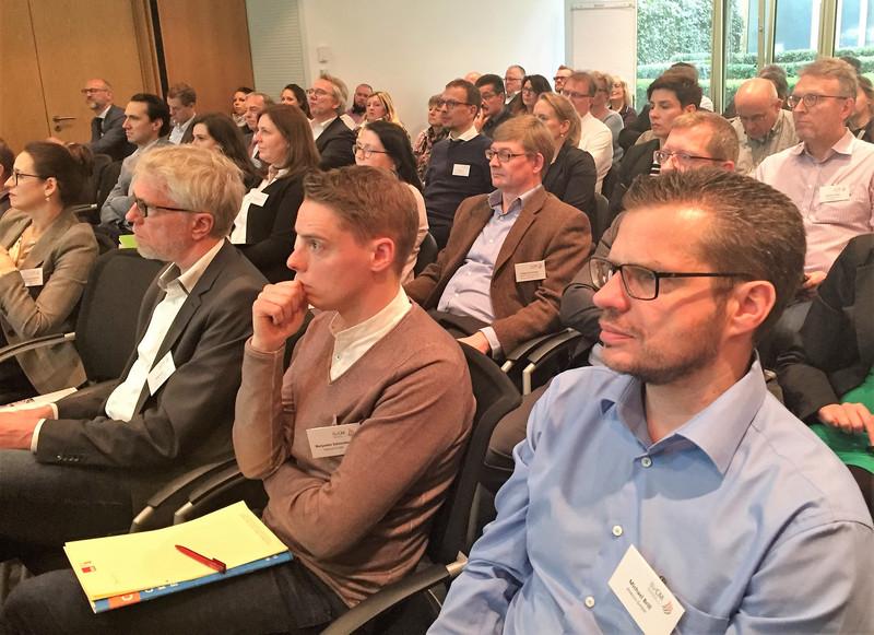 BvCM Arbeitskreis Insolvenzpraxis traf sich in Hamburg bei AON